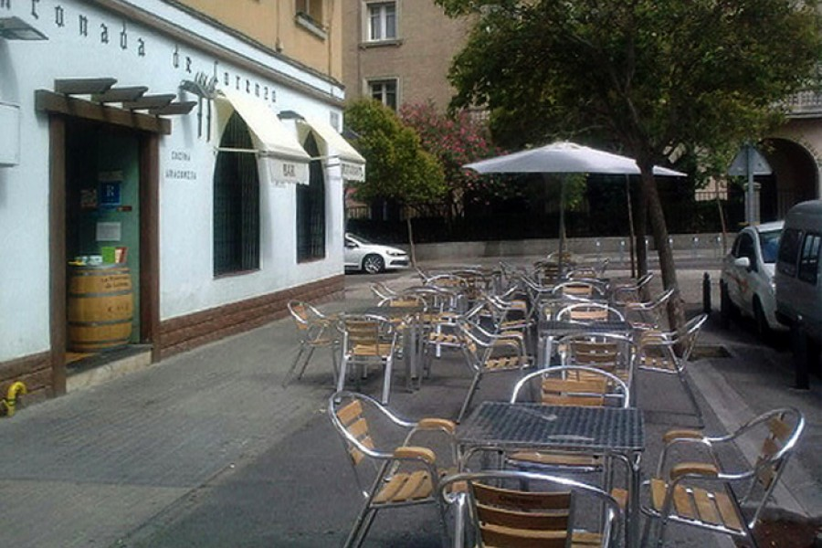 Restaurantes en zaragoza zaragoza turismo - Casa montanes zaragoza ...
