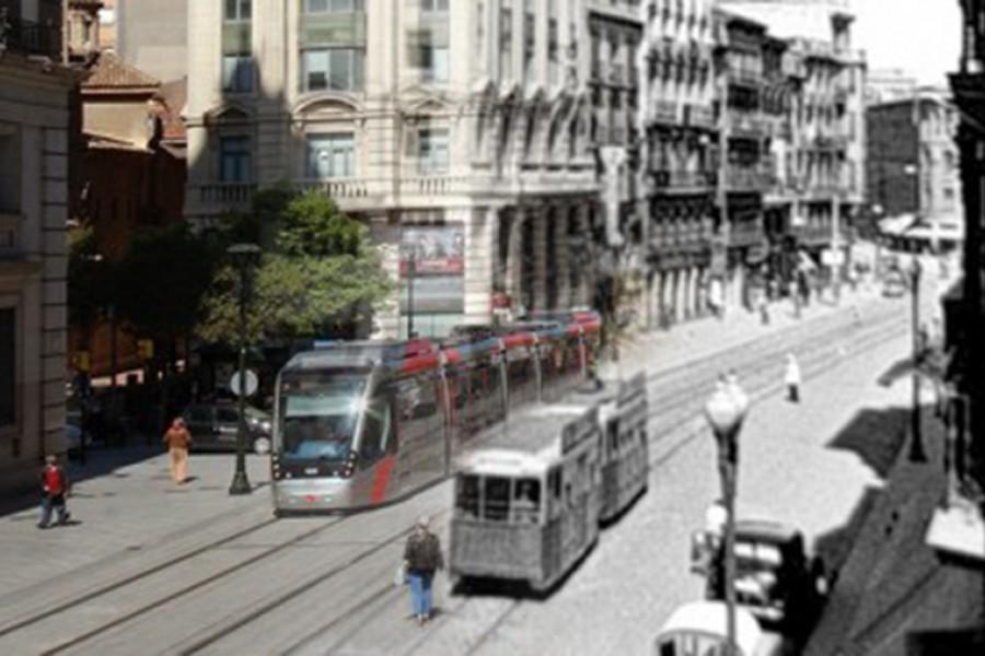 Imágenes de la Zaragoza de Ayer y Hoy