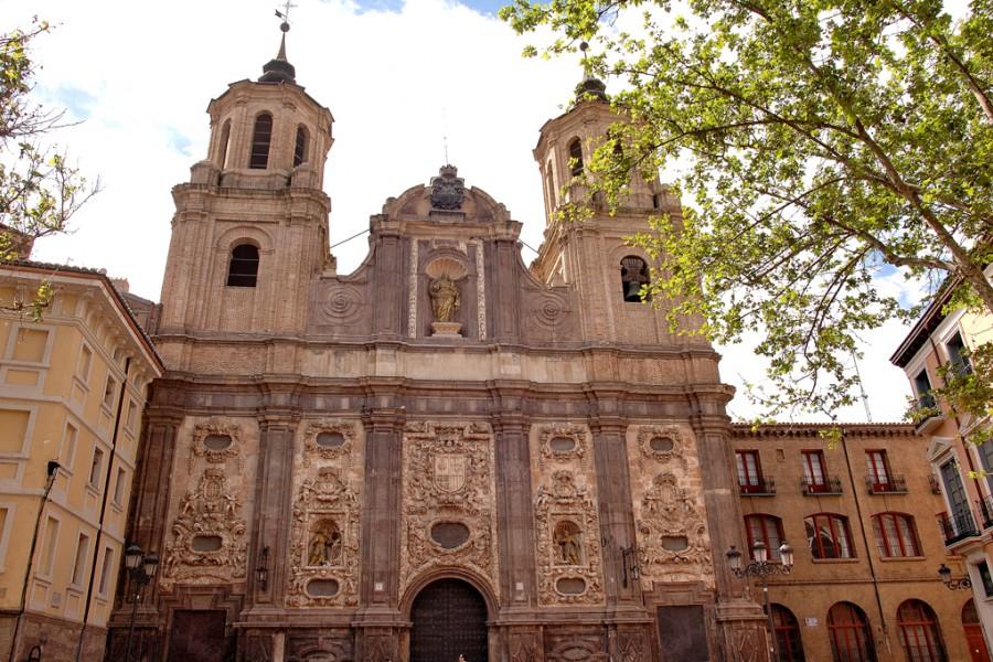 Imagen Principal - Iglesia de San Cayetano