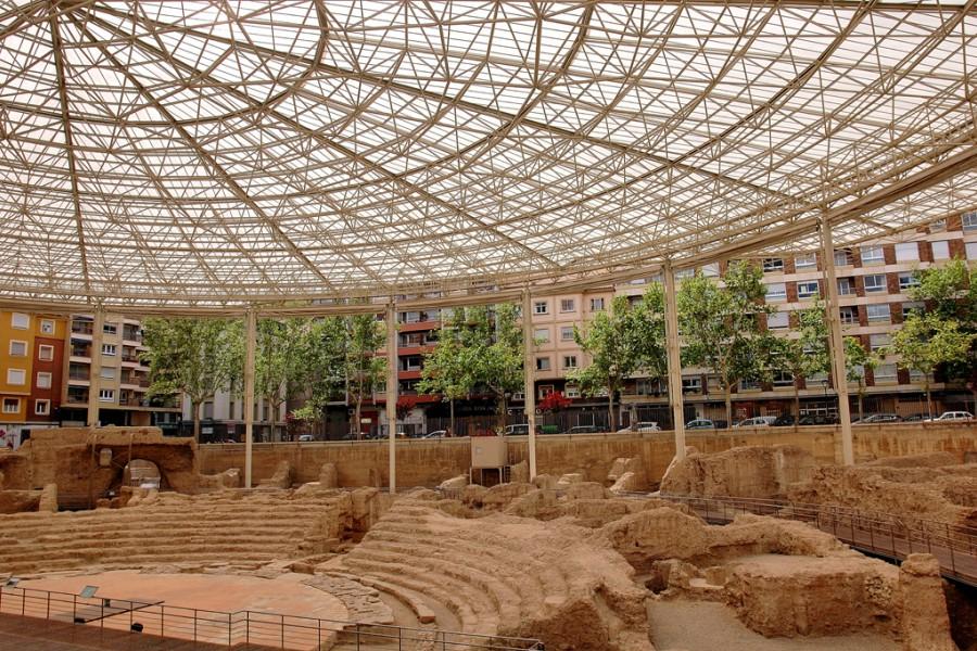 Anfiteatro romano - Empresas de reformas en zaragoza ...