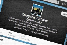 Turismo Zaragoza en Twitter