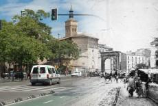 Imágenes de Zaragoza Ayer y Hoy 6