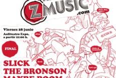Final Ambar Z Music Festival Zaragoza 2013