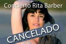 Cancelado Concierto de Rita Barber en Zaragoza