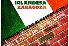 La semana de la Cultura Irlandesa en Zaragoza