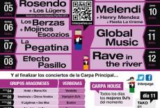 Interpeñas Valdespartera Fiestas del Pilar 2013