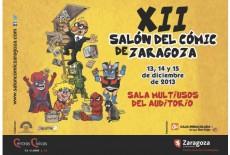 XII SALÓN DEL CÓMIC DE ZARAGOZA