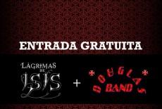 Concierto de Douglas Band y Lagrimas de Isis en Zaragoza