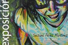 Exposición de pintura de Susana Pérez en Sala Albira de Zaragoza