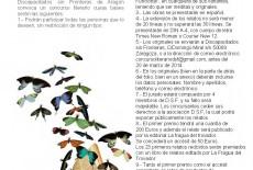 Concurso literario en Zaragoza