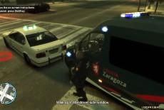 GTA personalizado con la Policia de Zaragoza