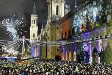Celebra el fin de año 2015 en Zaragoza