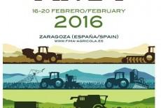 FIMA del 16 al 20 de Febrero en la Feria de Muestras de Zaragoza