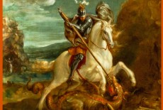 23 de Abril, San Jorge, Día de Aragón y Día del Libro
